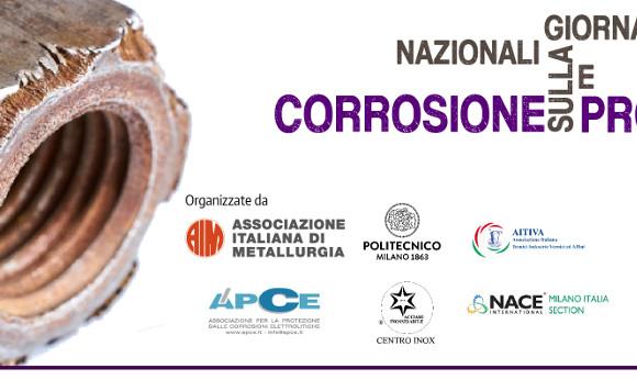 """CTS al Convegno 2017 """"Giornate Nazionali sulla corrosione e protezione"""""""