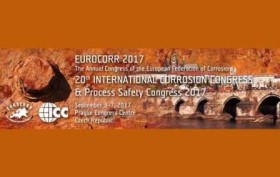 EUROCORR 2017 – 20th International Corrosion Congress & Process Safety Congress