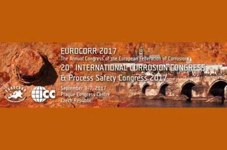 EUROCORR 2017 – 20th International Corrosion Congress & Process Safety Congress