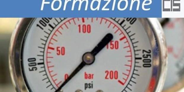 Formazione CTS : Controlli non Distruttivi + Direttiva PED 2014/68/EU