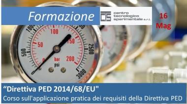 Direttiva PED 2014/68/EU