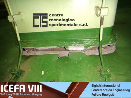 ICEFA VIII-International Conference on Engineering Failure Analysis