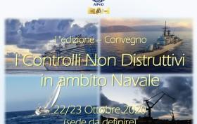 Convegno CTS: I Controlli Non Distruttivi in ambito Navale